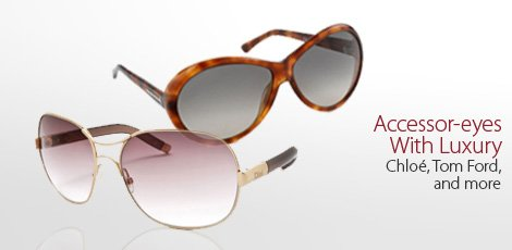 Accessor-eyes With Luxury
