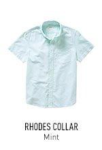 Rhodes Collar Mint