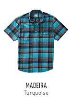 Madeira Turquoise