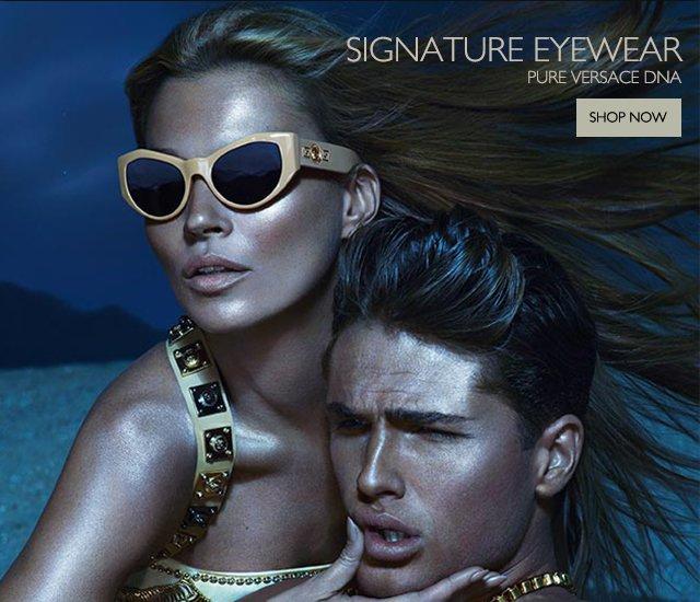 Versace - Signature Eyewear