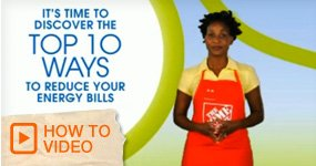 Top 10 Ways to Reduce Your Energy Bill