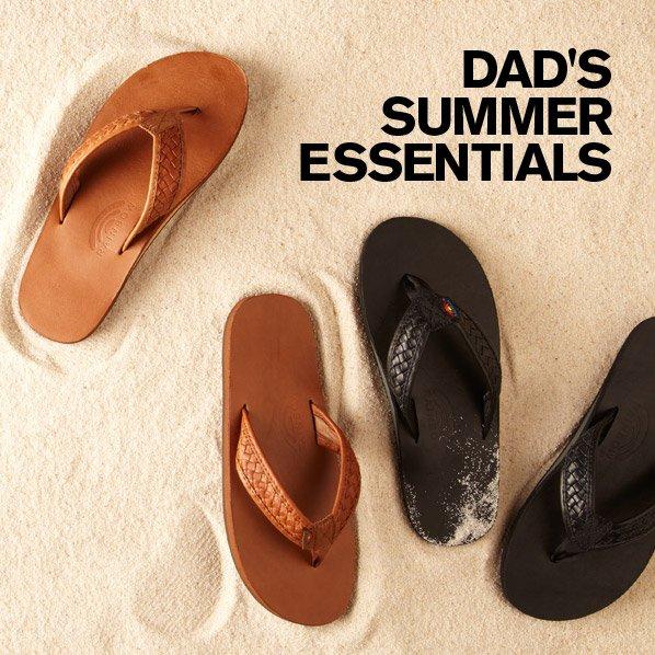DAD'S SUMMER ESSENTIALS