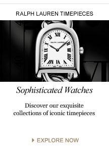 Ralph Lauren Timepieces