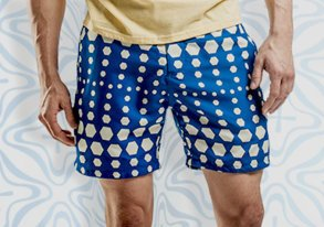 Shop Patterned Boardshorts ft. Mr. Swim