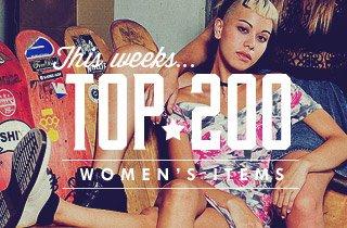 Top 200 Women's Items
