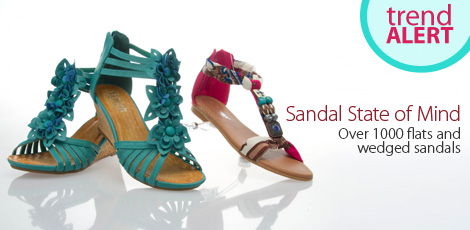 Sandal State Of Mind