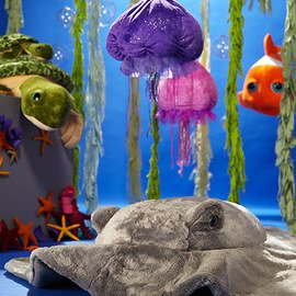 Under the Sea: Toys & Books