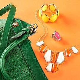Summer Brights: Women's Accessories