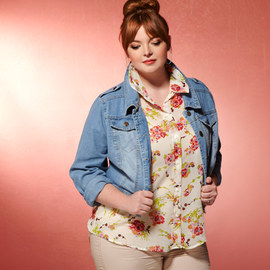 Trend Savvy: Plus-Size Apparel