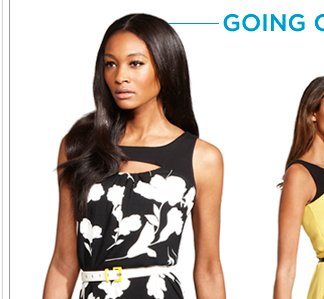 GOING ON NOW: Up to 50% off ALL dresses!