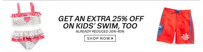 Shop for Kids Swim