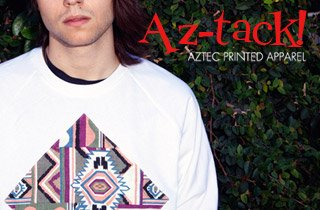 Aztec Printed Apparel