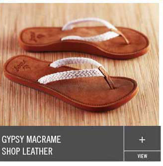 Gypsy Macrame - Shop Leather