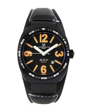 MONTRES DE LUXE MILANO Made In Italy Aluminium Watch