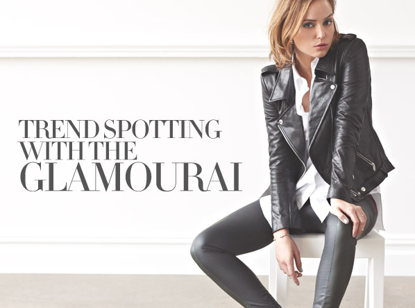 TREND SPOTTING WITH THE GLAMOURAI