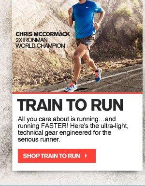 SHOP TRAIN TO RUN.