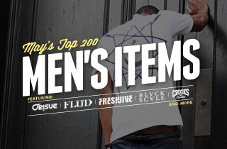 Top 200 Men's Items