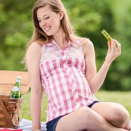 Perfect for Picnics: Maternity Apparel