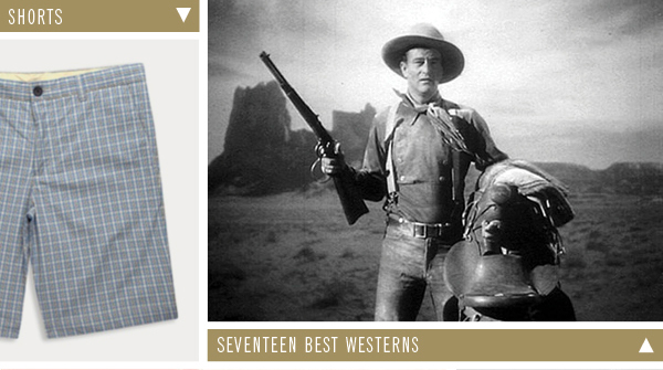 EC1 Shorts | Seventeen Best Western