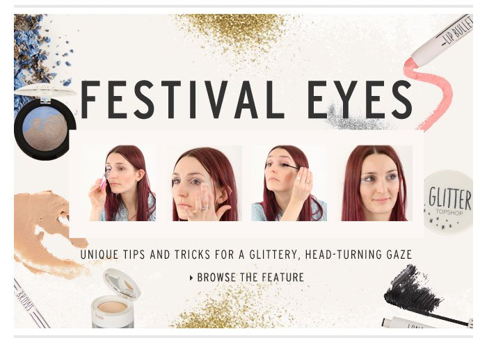 Festival Eyes - Browse the feature