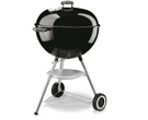 Weber One-Touch Porcelain-Enameled Charcoal Grill