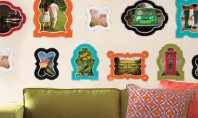 Easy Update: Jonathan Adler Wall Decals and More - Visit Event