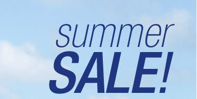hurry, ends tomorrow! summer  sale!