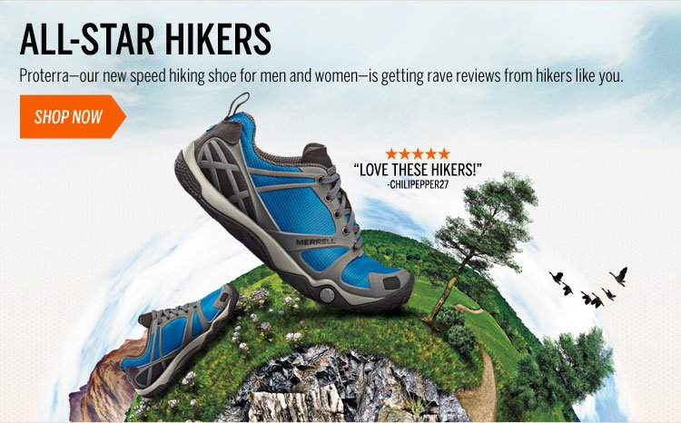 All-Star Hikers