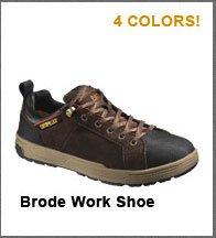 Brode Work Shoe