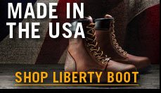 Made in the USA - Shop Libery Boot