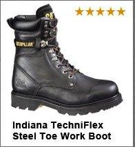 Indiana TechniFlex Steel Toe Work Boot
