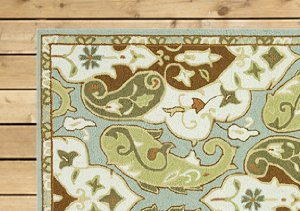 Outdoor Living with Jaipur Rugs
