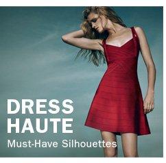 DRESS HAUTE