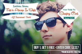 Summer Gear Buy 1, Get 1 Free