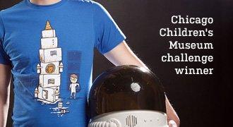 Chicago Children's Museum Challenge Winner