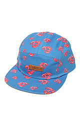 The Grilled Lobster 5-Panel in Blue