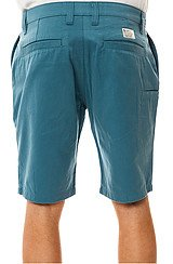 The Welder Modern Shorts in Blue