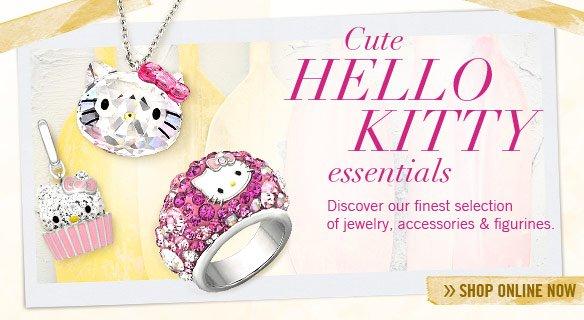 Cute Hello Kitty essentials