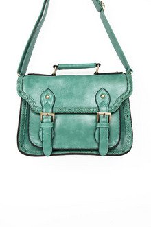 BECKY STRUCTURED SATCHEL 44