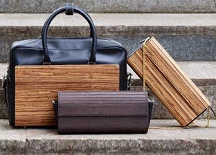 Eco Handbags & Wallets, Handcrafted in Italy by Embawo