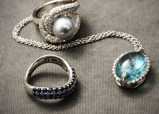 Made in Italy Jewelry Sale: Luca Carati, Rosato & More