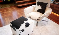 Genuine Brazilian Cowhide Rugs & Pillows- Visit Event