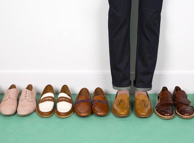 Focus | Men's spring/summer 13 shoes
