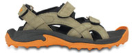 men's XTG LoPro golf sandal