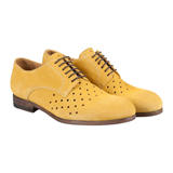 Washed-Yellow Seagal Shoes