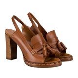 Tan Miranda Shoes