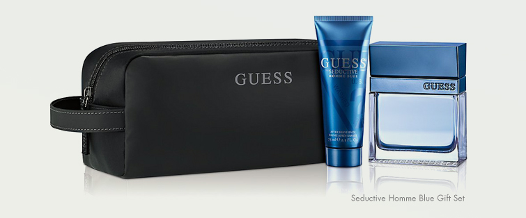 HOMME BLUE GIFT SET
