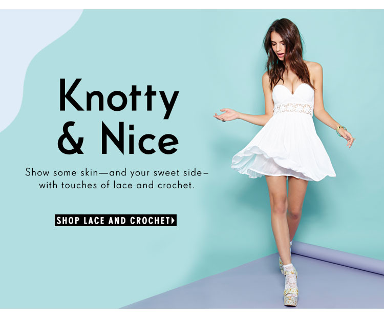 Knotty and Nice