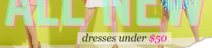 fredflare.com . . . dresses under $50