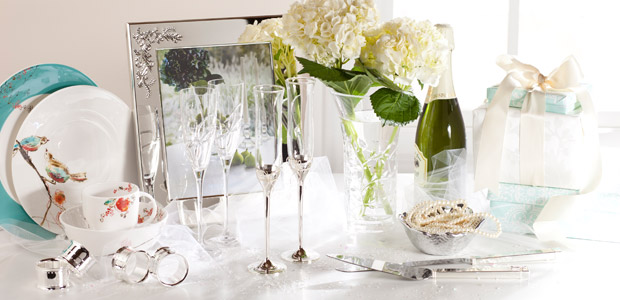 Fill Their Registry: Gifts for the Happy Couple